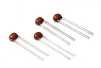 MSF - Mini Size Metallized Polyester Film Capacitor