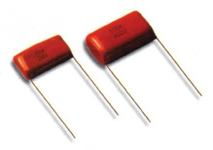 MSC - Metallized Polyester Film Capacitor(Mini Box)