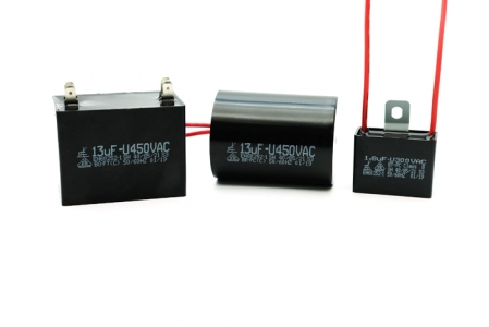 P2/S3 Capacitor - 300~450V Series