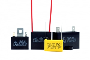 B Type Motor Run Capacitors