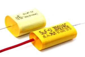 MA Type Axial Motor Run Capacitors